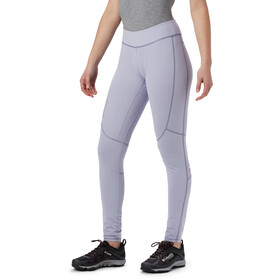 Columbia Omni-Heat 3D Knit Tights Women, twilight/dusty iris